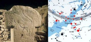 "The Great Lion compared to modern star map... ...PORTASAR, so called ""Göbekli Tepe"" is the oldest known human-made religious structure. It was built in the Armenian Highland around the 12 th millennium BCE . Now occupied by turkic nomads.."